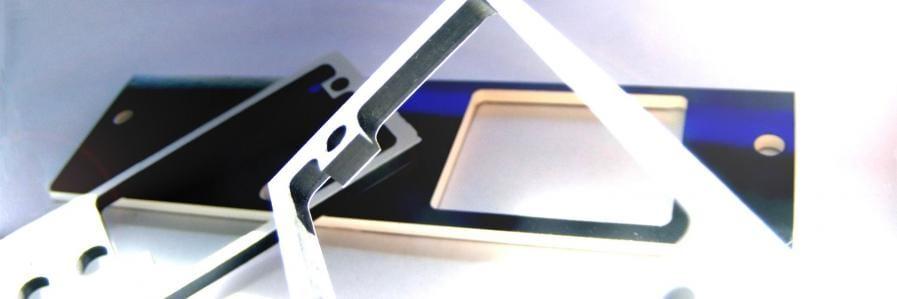 Zuschnitte aus Kunststoffplatten
